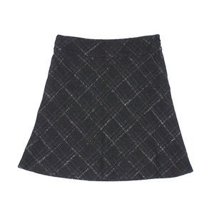 Old Navy | checkered wool skirt